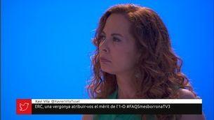 """""""Preguntes freqüents"""": 20-S, immigració i Jocs Mediterranis"""