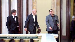Judici del procés: els arguments de Junqueras i Romeva per demanar l'absolució
