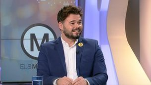"""Gabriel Rufián: """"No al bloqueig, cal fer política i condicionar al PSOE"""""""