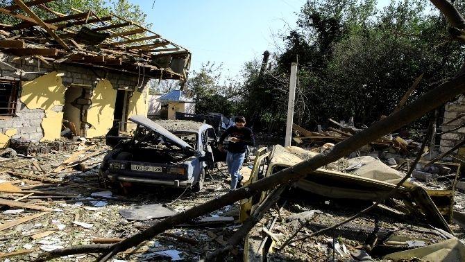 El conflicte de l'Alt Karabakh vist per un català a la regió