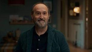 """Javier Cámara, en una escena de """"Sentimental"""", de Cesc Gay"""