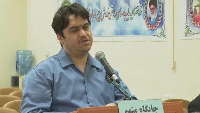 L'Iran executa el periodista dissident Ruhollah Zam, acusat per les protestes del 2017