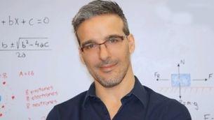 "El professor ""youtuber"" David Calle"