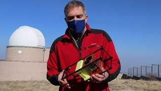 First Catalan nanosatellite in space - small step, giant leap or a load of hot air?