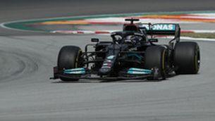 Lewis Hamilton s'imposa al Circuit de Barcelona-Catalunya