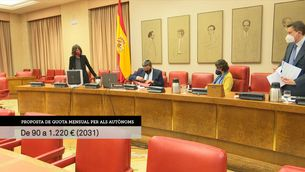 Així és la reforma de la cotització dels autònoms que està preparant el govern espanyol