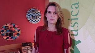 """Alba Ballús: """"El cor infantil Veus està acostumat a interpretar obres molt variades"""""""