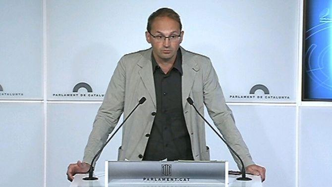 Herrera insta a sumar majories àmplies per no dividir el país