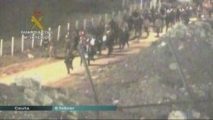 Ceuta: troben dos cadàvers més