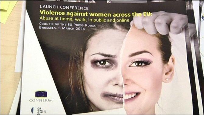 Una de cada tres dones europees ha estat víctima d'una agressió sexual o física