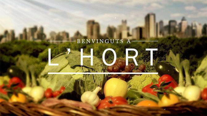 """""""Benvinguts a l'hort"""""""