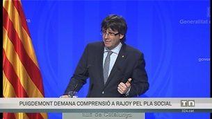 Balanç dels 100 dies del govern de Puigdemont