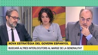 Imatge de:Tertúlia (1/2) del 15/02/17 sobre les estratègies del govern espanyol