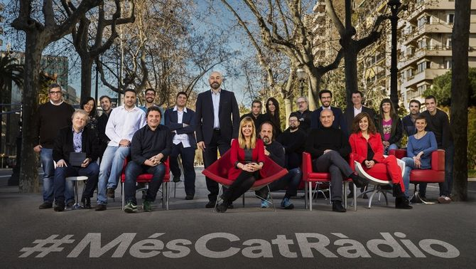 Catalunya Ràdio creix amb més programes a la xarxa
