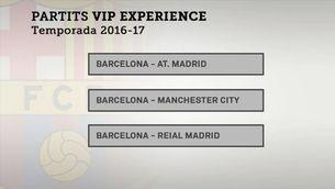 Anomalies en la liquidació del Seient Lliure del Camp Nou en deu partits
