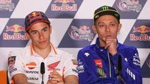 Rossi torna a tirar amb bala contra Márquez