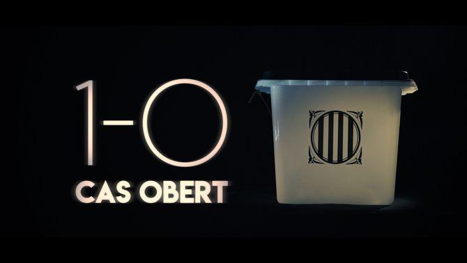 """Audiència rècord del documental """"1-O, cas obert"""", un dels més vistos del """"Sense ficció"""""""