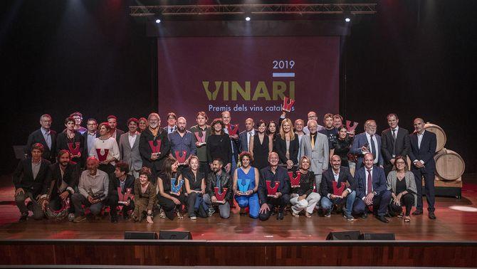 El Ferrer Bobet 2016, de la DOQ Priorat s'emporta el premi a millor vi català del 2019
