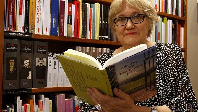 Mor l'escriptora Isabel-Clara Simó als 76 anys