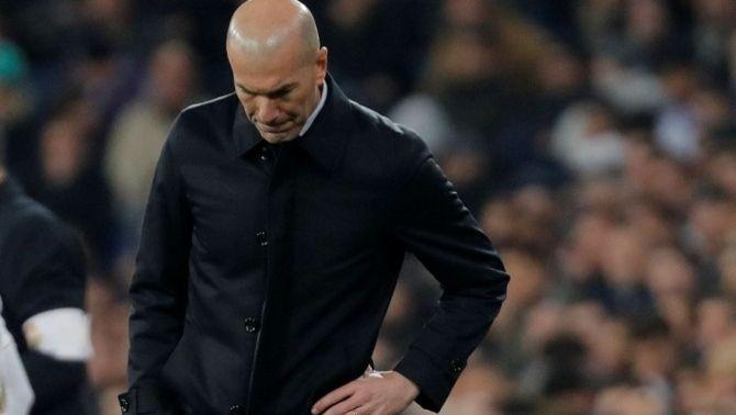 """Zidane: """"Per què he d'abandonar? Si faig el que m'agrada!"""
