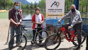 L'Alt Urgell aposta per promoure conjuntament uns 2.000 quilòmetres de rutes de senderisme, BTT i bicicleta de carretera