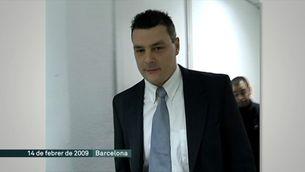 Antonio Carlos Ortega, candidat a substituir Xavi Pascual al Barça d'handbol
