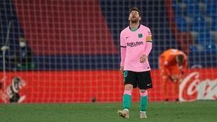 Messi i Ter Stegen