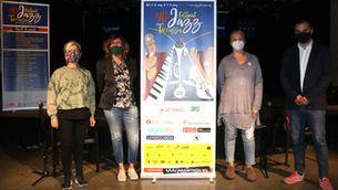 El retorn d'artistes internacionals marca la 40a edició d'un Festival Jazz Terrassa limitat per la pandèmia