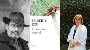 Helena Lozano, la veu d'Umberto Eco