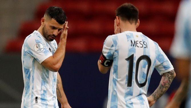 L'Argentina supera el Paraguai (1-0) i passa als quarts de final de la Copa Amèrica