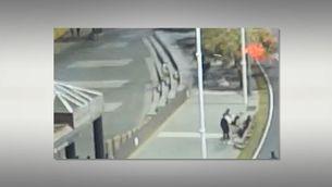 Imatges de càmeres de seguretat mostren la brutal pallissa que va acabar amb la vida de Samuel Luiz