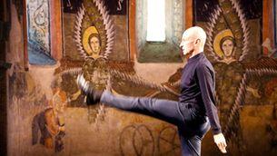 El coreògraf i ballarí Cesc Gelabert dona el tret de sortida al Dansàneu amb quatre peces vinculades al folklore
