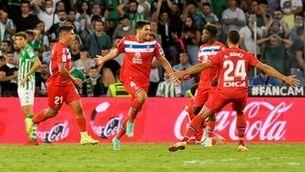 Empat en l'últim sospir de l'Espanyol (2-2)