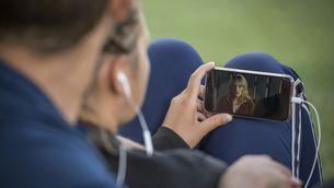Mirar sèries o pel·lícules en més baixa definició redueix la contaminació