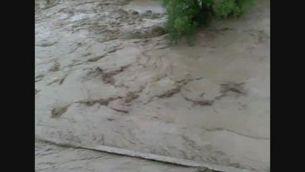 La Garona al seu pas de Bossòst