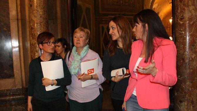 Tots els grups, excepte ERC i Marina Geli, planten Boi Ruiz al Parlament