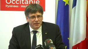 Puigdemont desmenteix Millo i diu que no hi ha cap negociació ni privada ni oficial