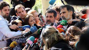 El president de l'Assemblea Nacional, Jordi Sànchez (ACN)