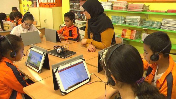 La millor escola catalana de l'any té més del 97% d'alumnes de famílies immigrades