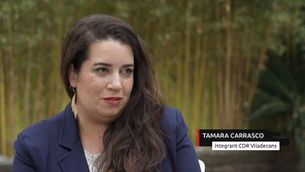 """Tamara Carrasco: """"Em preocupava el temps que podia passar a la presó"""""""