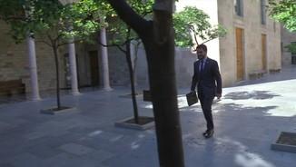 Imatge de:Torra i Aragonès es conjuren per no repetir els errors de coordinació dels grups que donen suport al govern