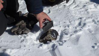Un tipus especial de meteorit va portar l'aigua a la Terra fa 3.800 milions d'anys