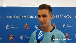 """Andrés Prieto: """"Vinc per aportar el meu granet de sorra per aconseguir els objectius"""""""