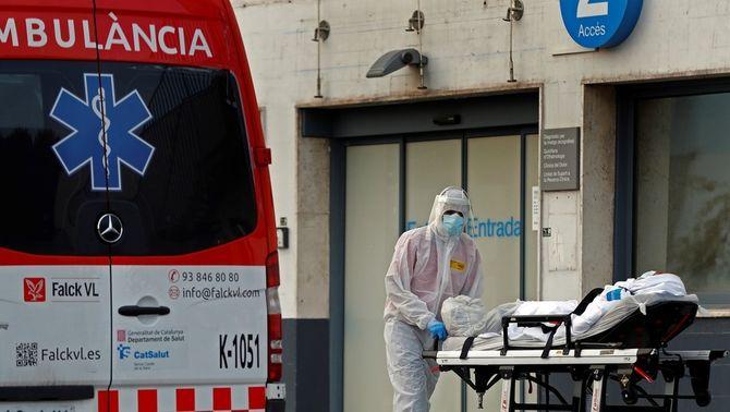 Catalunya supera els 3.000 morts per coronavirus però manté la tendència a la baixa