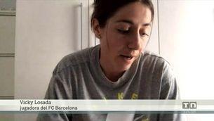 El Barça femení creu que el títol de lliga fa justícia