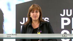 Junts aposta per un govern independentista amb ERC i la CUP i espera la proposta d'Aragonès