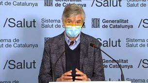 Salut anuncia que el 10 de maig començarà a vacunar la franja 50-59 anys