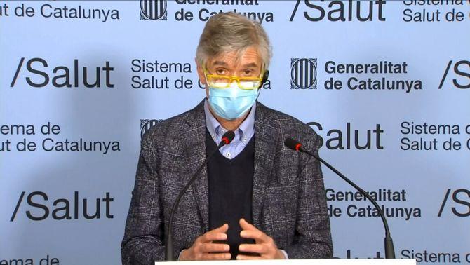Salut anuncia que el 10 de maig començarà a vacunar la franja de 50 a 59 anys