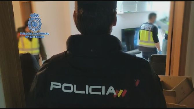 60 detinguts per blanqueig de diners del narcotràfic en una operació a Mallorca