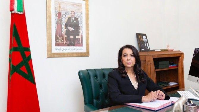L'ambaixadora del Marroc a Espanya, Karima Benyaich